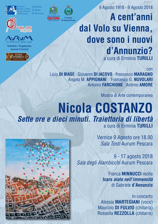 4 - INVITO - Mostra Nicola Costanzo - 9 ago